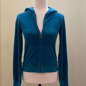 Auth Juicy Couture Love P&G hoody track jacket